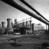 Conversie en gaswassing Ammoniakfabriek 1