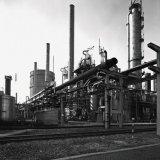 Ammoniakfabriek 1. Methaankraker 3, 4 en 5 op de Lokatie Noord