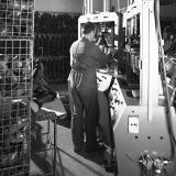 Schoenfabriek van het Fonds voor Sociale Instellingen (FvSI) te Treebeek