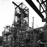 Melamine proeffabriek op de Lokatie Noord