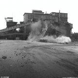 Sloop bunkergebouw 1 Staatsmijn Emma