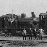 Stoomlocomotieven omstreeks 1917