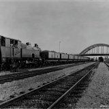 De Spoorweg bij Nuth