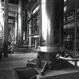 Ammoniaksynthese kolommen