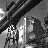 Kolentoren op de Cokesfabriek Maurits