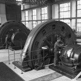 Compressorenhal Cokesfabriek Maurits