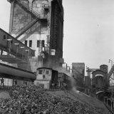 Kolentoren en blushelling op de Cokesfabriek Maurits