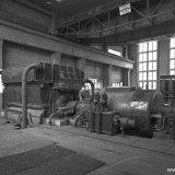 Compressor (capaciteit 125.000 m3) in de Hogedruk Centrale van de Staatsmijn Emma