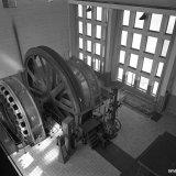 Ophaalmachine van Schacht 3 van de Staatsmijn Emma