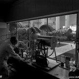 Gedeelte van de compressorenhal van de Synthesegasfabriek op het SBB