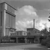 Schacht 3 en Bunkergebouw Staatsmijn Emma