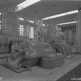 Turbo-compressor in de Zuurstoffabriek van de Cokesfabriek Emma 2