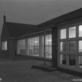 Avondopname van het Longinstituut in Treebeek