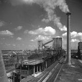Overzicht Cokesfabriek Emma 2 te Beek