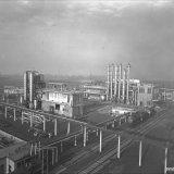 Benzolfabriek op de Cokesfabriek Emma 2 te Beek
