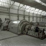 Turbogenerator in de elektrische Centrale op de Staatsmijn Emma