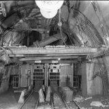 Aanleg van een laadplaats op de 855 meter verdieping van de Staatsmijn Hendrik