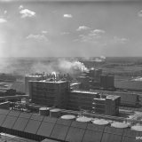 Nitraatfabriek op het SBB