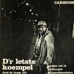 D'r letste, Carboon liedtekst De Koelharmonie