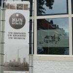 MIJN-pop-up-museum in de Passart