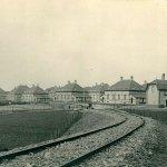 Huisvesting voor mijnwerkers in het Akense  en  het Zuid-Limburgse mijngebied