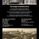 Oproep: modelbouwers gezocht voor reuzemaquette Waterschei