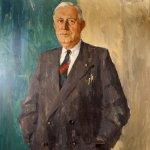 Petran Vermeulen, Portret van ir C.E.P.M. Raedts 1961