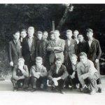 Klassenfoto TVS staatsmijn Hendrik 1961