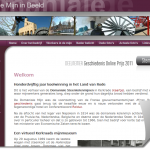 Website Domaniale mijn in Beeld krijgt prijs van de vakjury