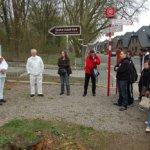 Leerlingen bezoeken Grube Adolf in Merkstein