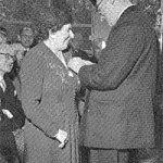 Woninginspectrice Mej. W. Welters (1882 - 1960)