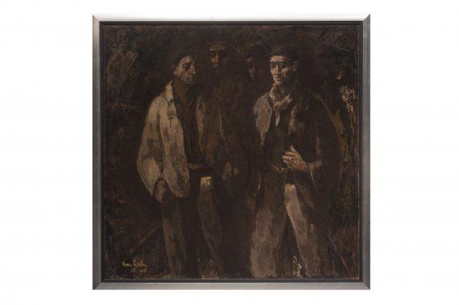 Harry Koolen, Mijnwerkers ondergronds