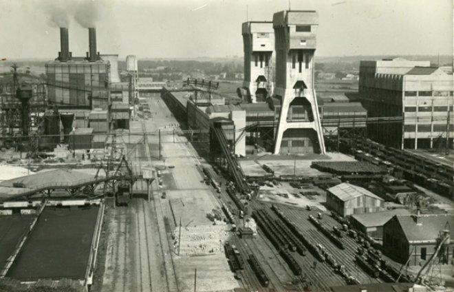 Dsm Keukens Plaatsen : Het bombardement op Geleen, 5 oktober 1942 DE MIJNEN