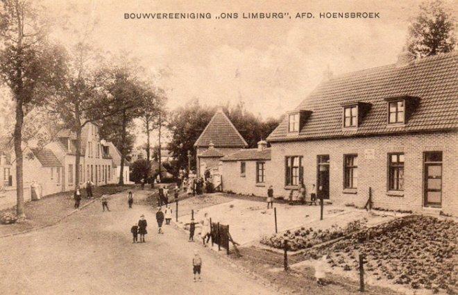 Volkshuisvesting in de Mijnstreek, een lezing van Sjef Maas