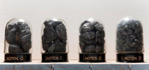 Steenkool in soorten en maten