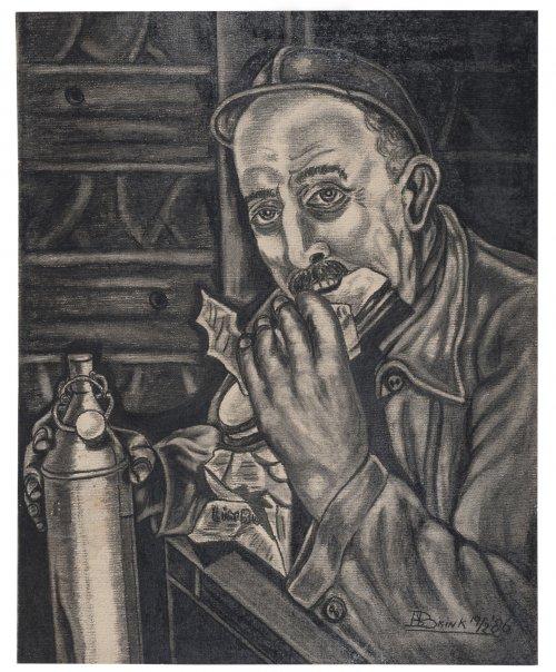 Getekend: H. van den Brink