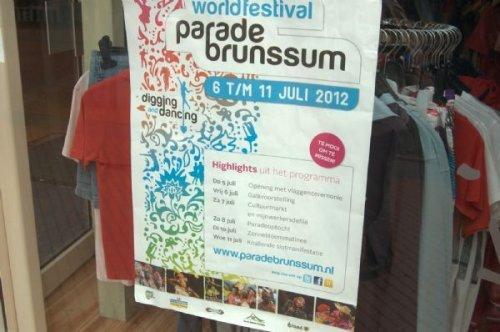 Fotoalbum: Parade in juli 2012, die het mijnverleden als motto had