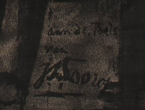 De mijnwerker van Jan Toorop