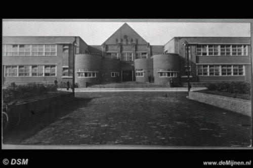 Staatsmijn Maurits in 1952