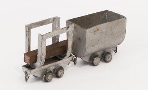 Miniatuurmijn van Harry Hendriks