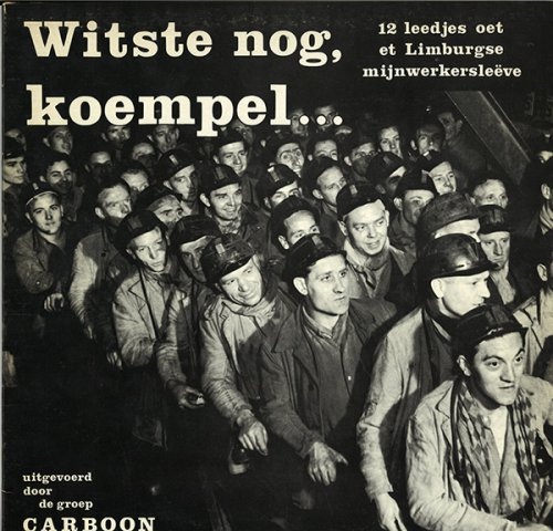 Carboon, een ontstaansgeschiedenis. In memoriam Jan Hendriks