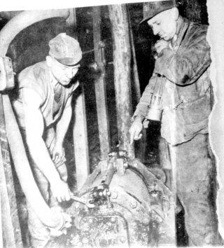 Verhaal over personen die na de oorlog als straf in mijnen moesten werken
