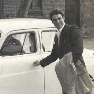 Carlo Vedele, Sardijnse gastarbeider