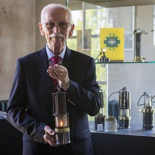 Mini-tentoonstelling Nederlands Mijnmuseum
