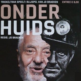 Onderhuids van Jo Braeken