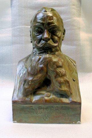 Buste Raymond Pierre door Charles Vos (1924)
