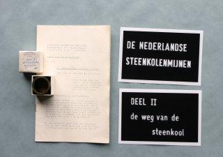 Filmstrookjes over de Nederlandse steenkolenmijnen