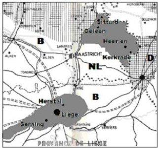 Buitenlandse arbeiders in de steenkolenmijnen van Luik en Nederlands-Limburg