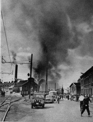 De mijnramp in Marcinelle, 8 augustus 1956