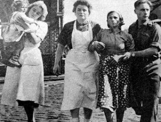 Foto: archivesolidaire.org   Voor veel vrouwen was er lang onzekerheid
